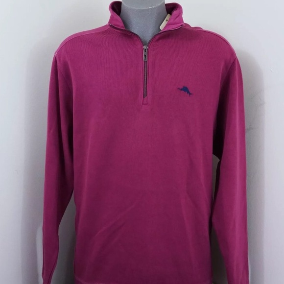 Tommy Bahama Other - New Tommy Bahama Men's 1/2 Zip Up Sweater BIG&TALL